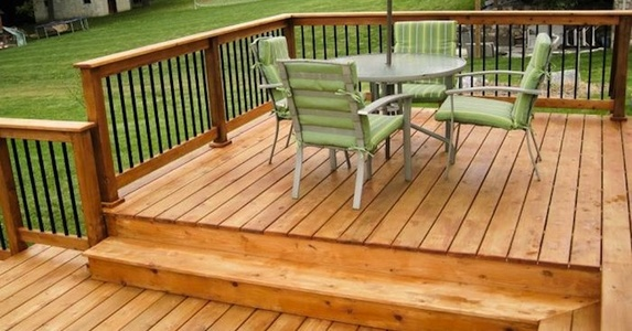 The Best Wood to Use for Building a Deck | Bob Vila
